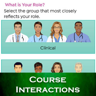 Course Interactions